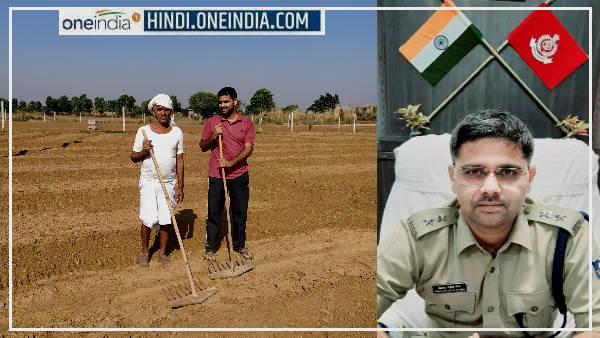 Prahlad Meena : पिता के साथ खेत में काम करने वाला 5 बहनों का इकलौता भाई 5 सरकारी नौकरी छोड़ बना IPS