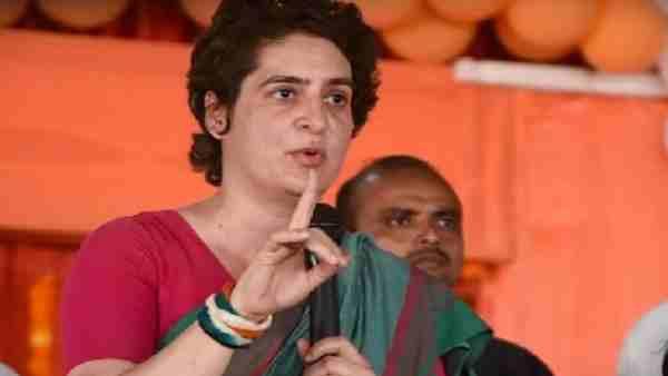 प्रियंका गांधी के निशाने पर पीएम मोदी, कहा- कोरोना को लेकर केवल झूठे ऐलान किए