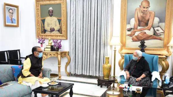 UP: राज्यपाल से मुलाकात के बाद योगी मंत्रिमंडल में फेरबदल को लेकर राधामोहन सिंह ने क्या कहा?