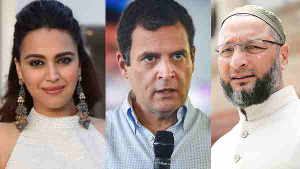 ये भी पढ़ें:- बुजुर्ग पिटाई मामला: MLA नंद किशोर ने राहुल गांधी, स्वरा भास्कर और ओवैसी के खिलाफ दी तहरीर, कहा- लगे रासुका