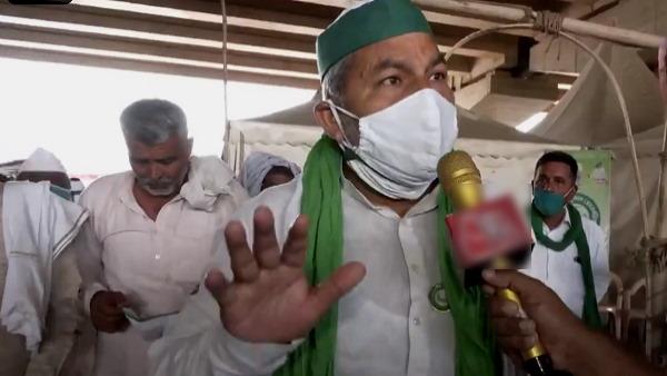 राकेश टिकैत ने कहा- किसान आंदोलन की जीत होगी, यह वैचारिक क्रांति है, ऐसी क्रांति कभी खत्म न होती
