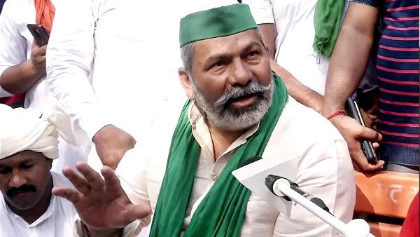 राकेश टिकैत बोले- देश की राजधानी को किसानों ने 7 महीने से घेर रखा है, कहां बैठें? सरकार को शर्म नहीं आती