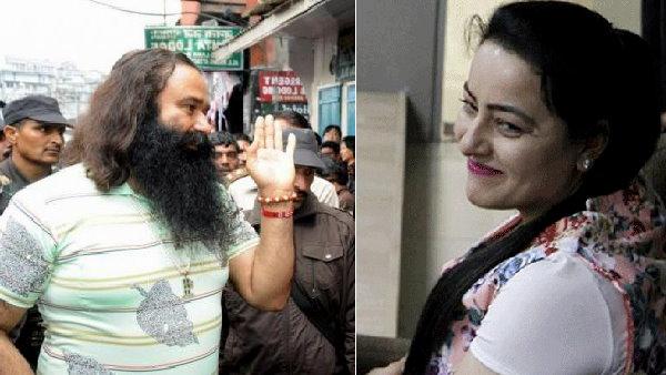 गुरुग्राम के अस्पताल में राम रहीम, हनीप्रीत भी आ पहुंची