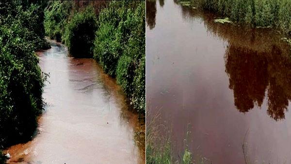 भारत की ऐसी नदी जिसका पानी लाल-लाल बहता है, देखकर कोई भी दंग रह जाए, लोग कहते हैं खून की नदी