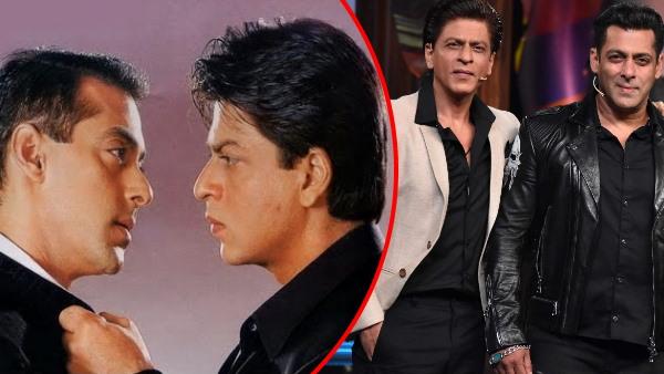 VIDEO: जब सलमान-शाहरुख ने झगड़े की 'असली' वजह का किया खुलासा, शादी को लेकर बिगड़ी थी बात