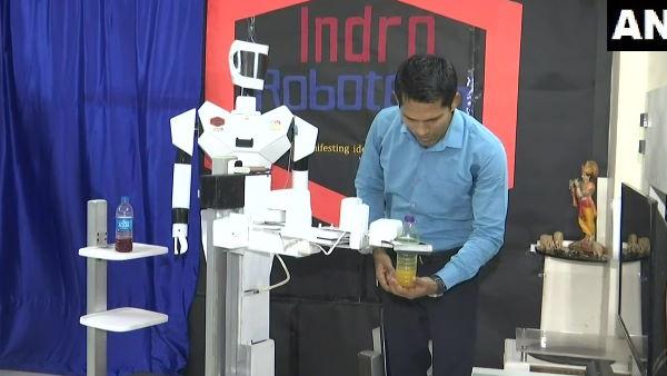 मुंबई के इंजीनियर का कमाल, बनाए तीन रोबोट, कोरोना मरीजों के इलाज में करेंगे मदद