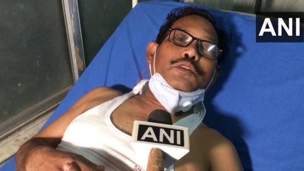 बंगाल: BJP सांसद जयंत कुमार रॉय पर हमला, TMC के कार्यकर्ताओं पर आरोप