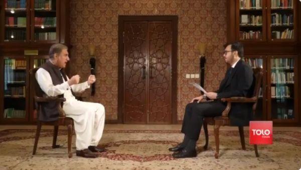 पाकिस्तानी विदेश मंत्री कुरैशी की बोलती हुई बंद, अफगानिस्तान के पत्रकार ने इंटरव्यू में जमकर धोया