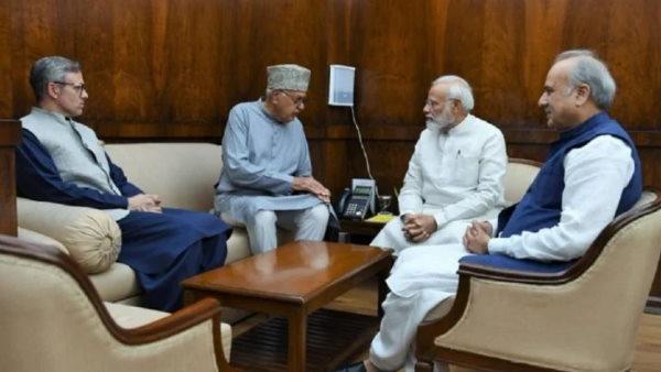 पीएम मोदी ने 24 जून को बुलाई कश्मीरी नेताओं की सर्वदलीय बैठक, महबूबा-अब्दुल्ला समेत 14 नेताओं को मिला निमंत्रण
