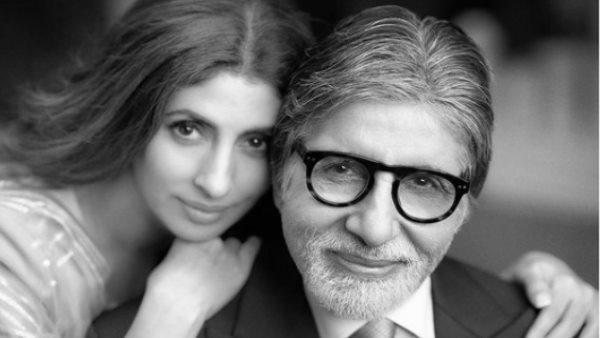 श्वेता बच्चन ने शेयर किया पिता अमिताभ के साथ का थ्रोबैक वीडियो, नव्या ने किया मजेदार कमेंट