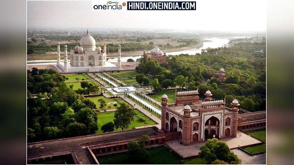 ताजमहल समेत 3,693 मेमोरियल और 50 म्यूजियम खुले