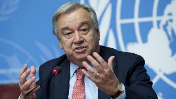 Antonio Guterres दोबारा बने संयुक्त राष्ट्र महासचिव, भारतीय विदेश मंत्री ने दी बधाई