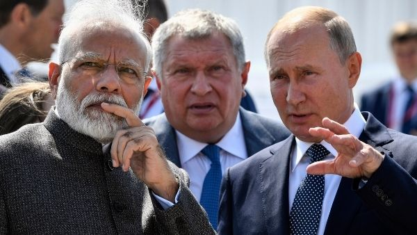 भारत-चीन विवाद पर पहली बार रूसी राष्ट्रपति पुतिन का बड़ा बयान, भारत को बताया इकलौता विश्वसनीय दोस्त