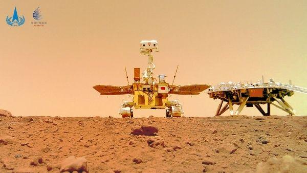 चीन ने मंगल ग्रह पर गाड़ा कामयाबी का झंडा, अमेरिका के वर्चस्व को टक्कर