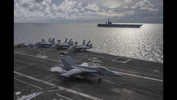हिंद महासागर में IAF और अमेरिकी नेवी का अभ्यास कल से
