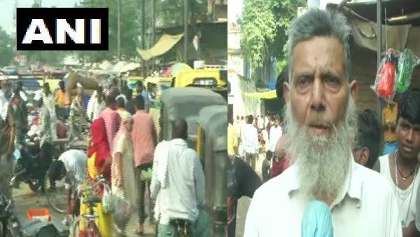 पीएम मोदी के संसदीय क्षेत्र में कोविड नियमों की उड़ रही धज्जियां, लोग बोले- कोरोना से डरने की जरूरत नहीं