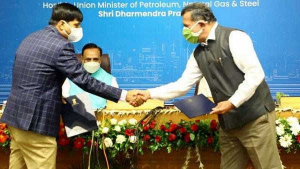 गुजरात रिफाइनरी शुरू करेगी पहला हाइड्रोजन गैस प्रॉडक्शन प्लांट, IOC से सरकार का 24000 करोड़ का MoU