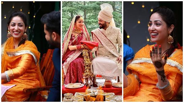 ये भी पढे़ं-यामी गौतम की शादी-मेहंदी की कई और तस्वीरें आई सामने, उरी के डायरेक्टर आदित्य धर के साथ लिए सात फेरे