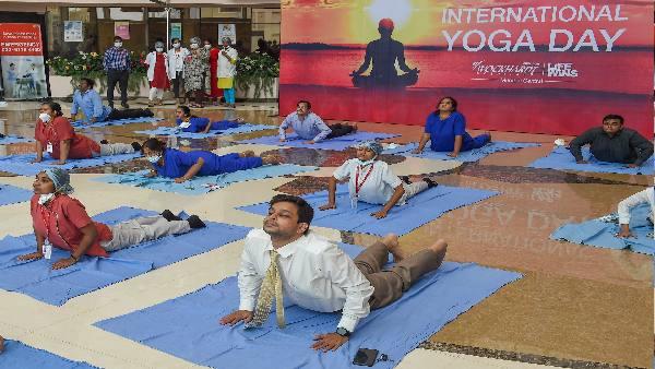 इसे भी पढ़ें-International Yoga Day 2021: उत्तराखंड में वर्चुअली होगा प्रोग्राम, सीएम से जुड़ेंगे 1 हजार लोग