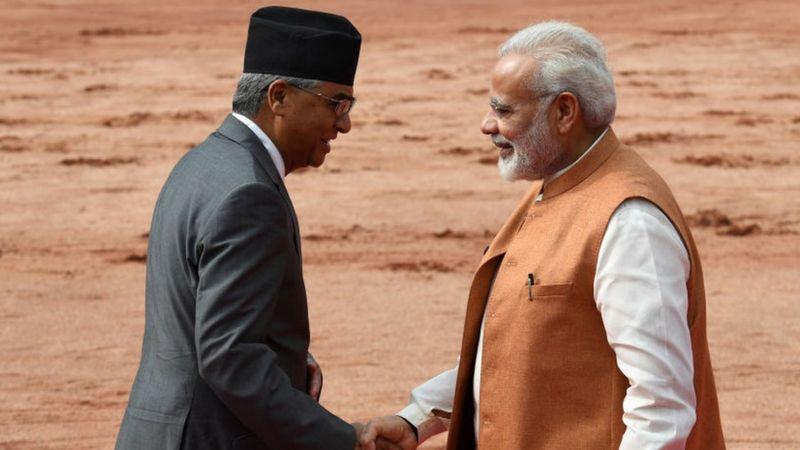 नेपाल-भारत संबंध: ओली के कार्यकाल में आई खटास कम कर पाएँगे शेर बहादुर देउबा?
