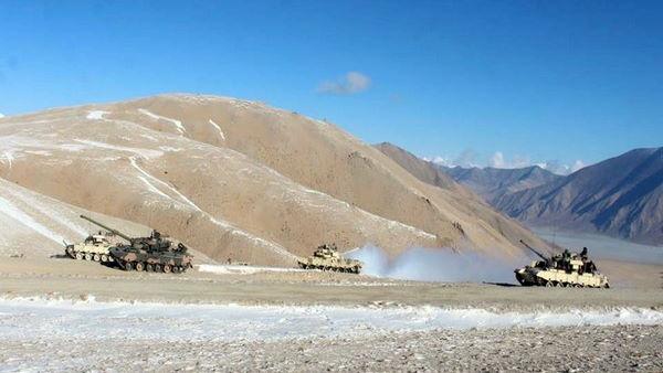 चीन को जवाब, सेना ने लद्दाख में तैनात किए काउंटर टेरेरिज्म डिविजन के 15 हजार जवान