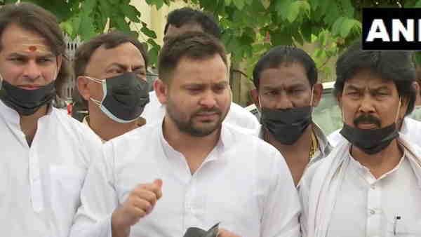 तेजस्वी यादव ने विधानसभा स्पीकर विजय सिन्हा को बताया सीएम नीतीश कुमार की कठपुतली
