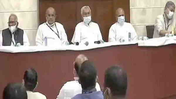 ललन सिंह बने JDU के राष्ट्रीय अध्यक्ष, कार्यकारिणी के बैठक में लिया गया फैसला