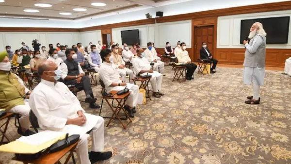 मोदी मंत्रिमंडल विस्तार से पहले स्वास्थ्य और शिक्षा मंत्री समेत 12 मंत्रियों ने दिया इस्तीफा
