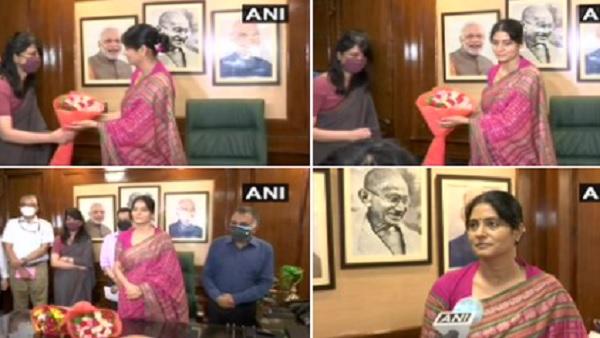 यह पढ़ें:Cabinet Reshuffle: फूल फार्म में Team मोदी, वैष्णव-अनुराग ने संभाला नए मंत्रालय का काम, Video