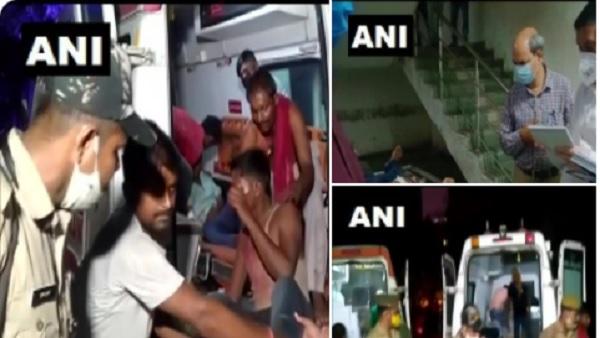 यह पढ़ें:Barabanki: यूपी में दर्दनाक सड़क हादसा, 18 लोगों की मौत