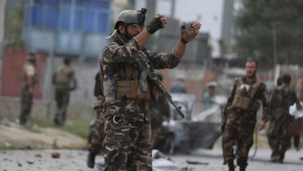 अफगानिस्तान में संयुक्त राष्ट्र मुख्यालय पर हमला, गार्ड की मौत