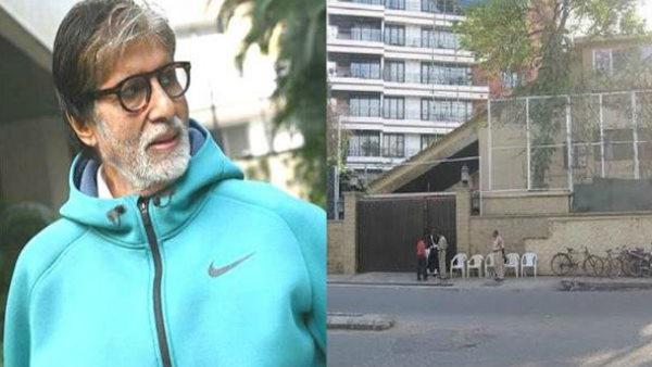 टूटने वाला है अमिताभ बच्चन का फेमस बंगला ''प्रतीक्षा''!, वजह जानकर रह जाएंगे हैरान