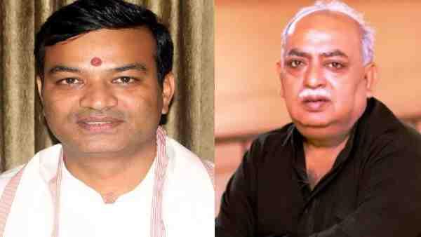 'भारतीयों के खिलाफ खड़े होने वाले मारे जाएंगे एनकाउंटर में', मुनव्वर के बयान पर बोले मंत्री आनंद स्वरूप