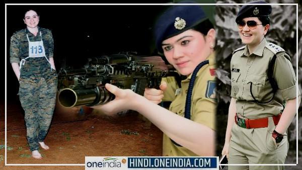 अंकिता शर्मा : बस्तर में पहली बार नक्सल ऑपरेशन की कमान महिला IPS के हाथ में, जानें कौन हैं ये लेडी सिंघम?