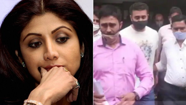 शिल्पा शेट्टी तक पहुंची अश्लील फिल्म बनाने के मामले की जांच, घर पहुंच मुंबई पुलिस ने की पूछताछ