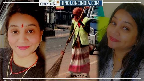 Asha Kandara RAS : जोधपुर की सड़कों पर झाड़ू लगाने वाली दो बच्चों की मां आशा कंडारा बनीं SDM