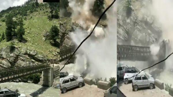 ये भी पढ़ें: हिमाचल: किन्नौर में लैंडस्लाइड से बड़ा हादसा, 9 लोगों की दर्दनाक मौत, रोंगटे खड़े कर देने वाला Live Video