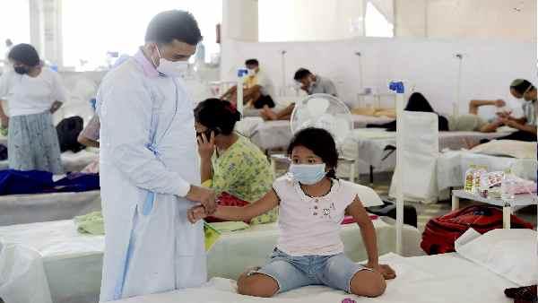 मुजफ्फरपुर में वायरल बुखार और वायरल ब्रोंकाइटिस्ट का प्रकोप, 70 बच्चे हुए भर्ती