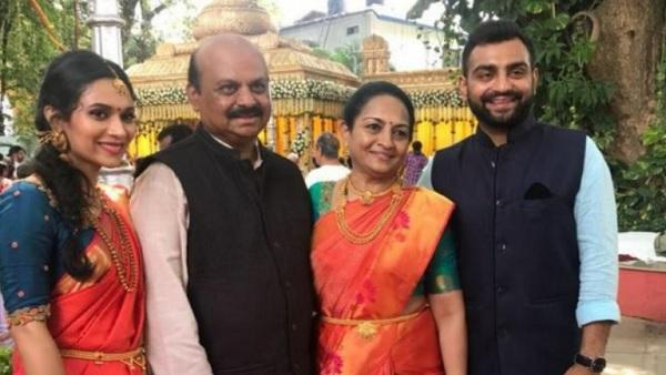 ये भी पढ़ें- कर्नाटक की कमान बसवराज बोम्मई के हाथ, पत्नी चेनम्मा ने कहा- 'अब कहूंगी उनसे... '