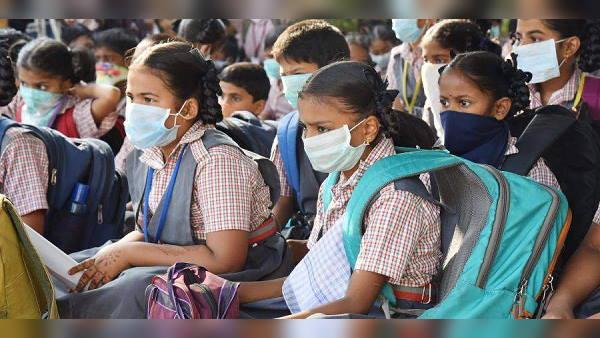 गुजरात में आज से 12वीं कक्षा तक की ऑफलाइन पढ़ाई शुरू, माता-पिता चाहें तो बच्चे स्कूल जा सकेंगे
