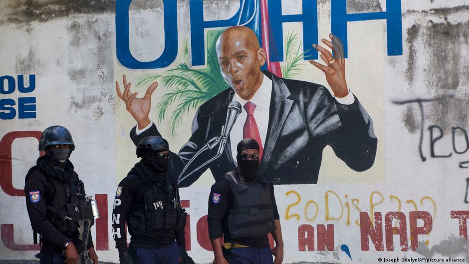 हैती के राष्ट्रपति की सनसनीखेज में हत्या में शामिल 17 संदिग्ध गिरफ्तार