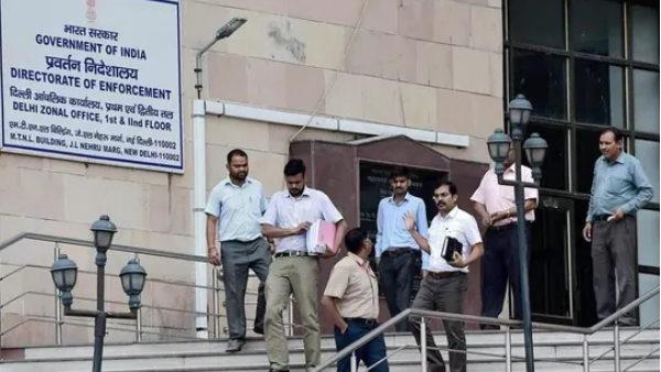 धर्मांतरण से जुड़े मनी लॉन्ड्रिंग मामले में ईडी की रेड, दिल्ली-यूपी में 6 जगह छापेमारी