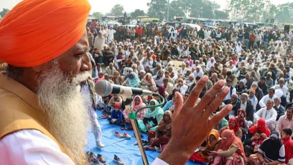 किसान संयुक्त मोर्चे से संस्पेड हुए गुरनाम चढ़ूनी का गुट कल दिल्ली रवाना होगा, टिकैत बोले- हमारी योजना अलग