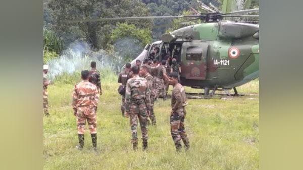 अरुणाचल प्रदेश में खराब मौसम के कारण सेना का वाहन दुर्घटनाग्रस्त, 1 जवान की मौत और 7 हुए घायल