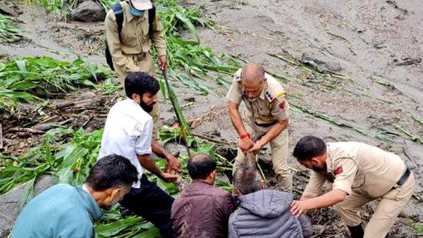 अमरनाथ गुफा के पास भी बादल फटा, किश्तवाड़ में सात लोगों की मौत, 17 अन्य घायल