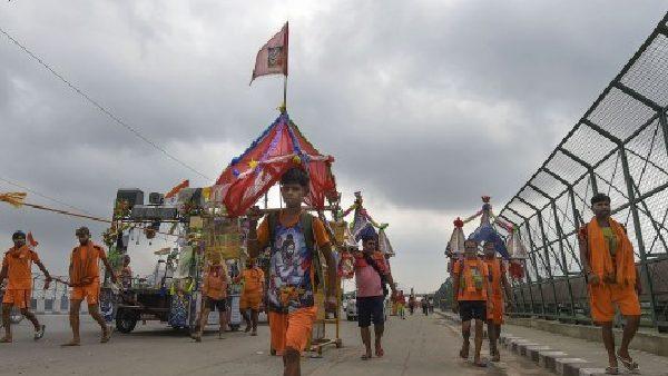 उत्तराखंड और राजस्थान के बाद यूपी सरकार ने भी कांवड़ यात्रा को किया रद्द