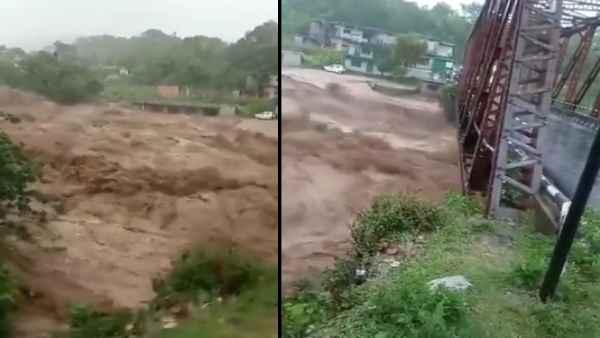 कर्नाटक के कुछ हिस्सों में भारी बारिश; कोडागु में वृद्ध की बाढ़ में बहने के कारण हुई मौत