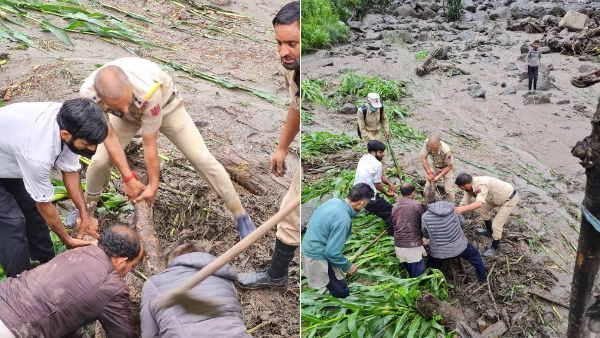 यह पढ़ें:जम्मू कश्मीर के किश्तवाड़ में फटा बादल, 4 लोगों की मौत की खबर