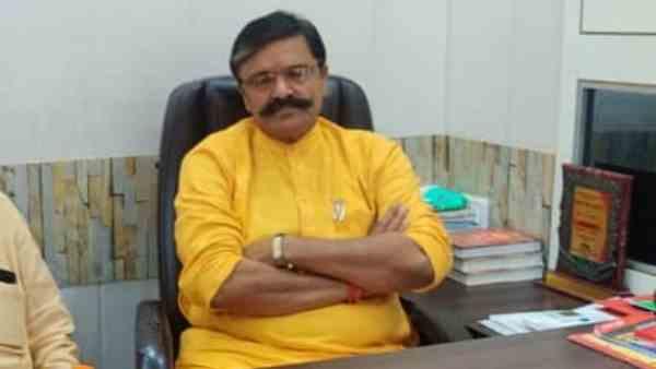 यूपी के मंत्री महेश गुप्ता ने ली 'भीष्म प्रतिज्ञा', कहा- 'जब तक खत्म नहीं होगा कोरोना, नहीं...'