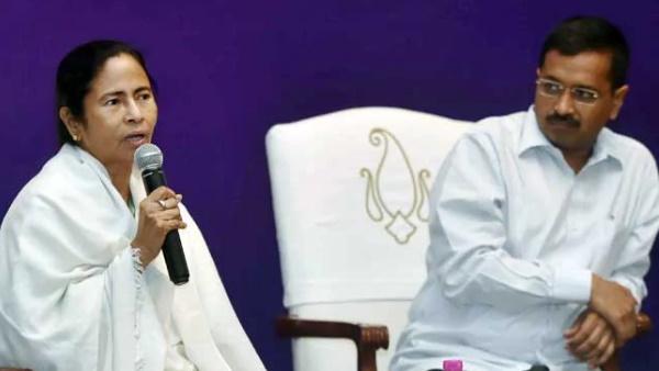 सोनिया गांधी के बाद सीएम अरविंद केजरीवाल से मिलीं ममता बनर्जी, बढ़ सकती है BJP की टेंशन